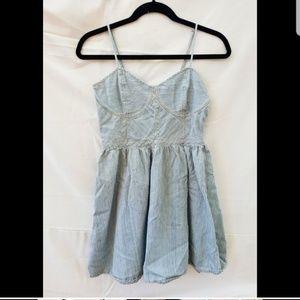 Free people | Railroad Bustier Dress